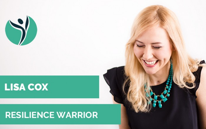 Interview with resilience warrior Lisa Cox