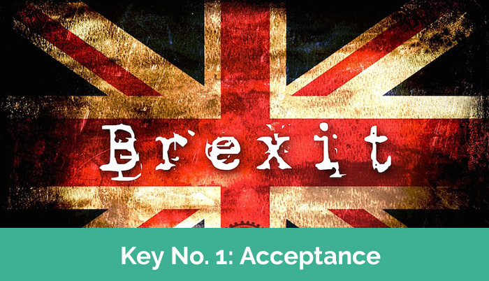 Resilience key Acceptance Brexit
