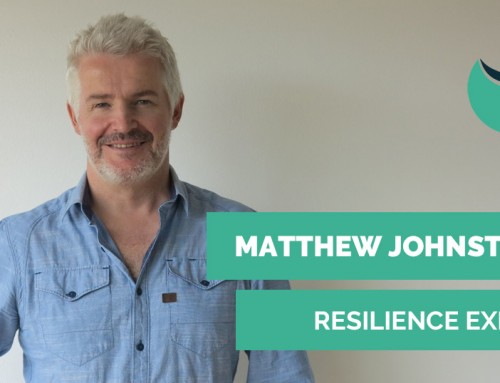 The Interview with Resilience Expert: Matthew Johnstone