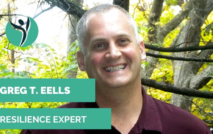 Resilience expert Greg Eells