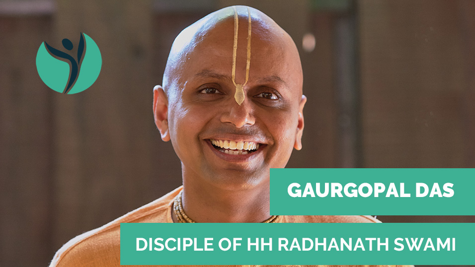 Gaurgopal Das interview